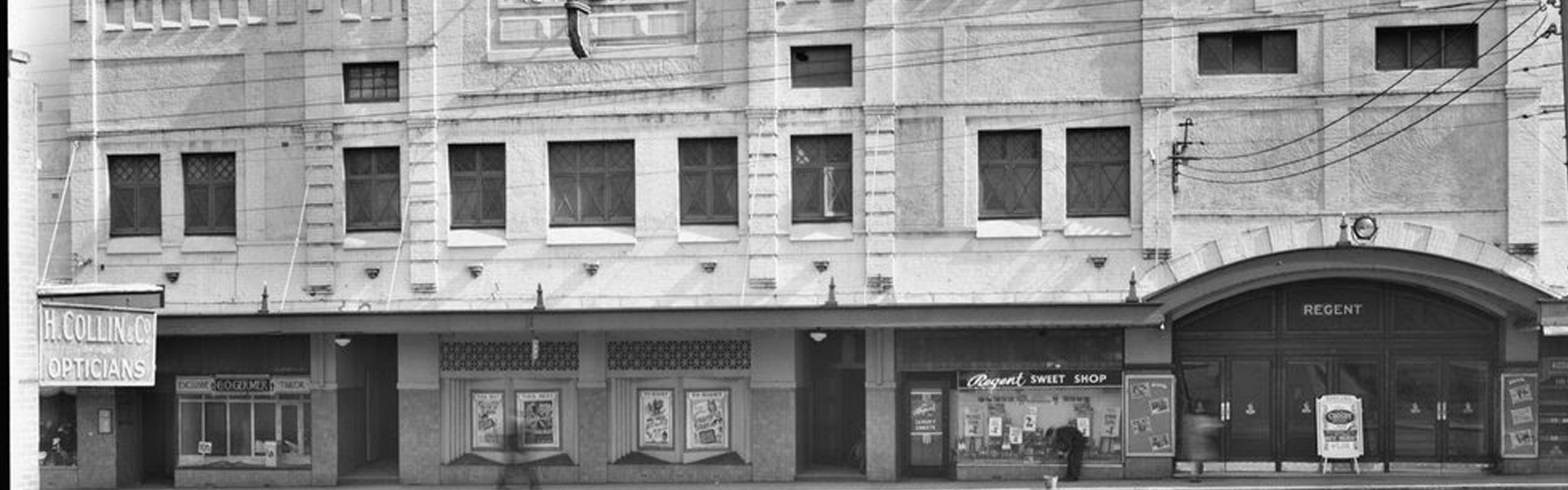 exterior of acot building